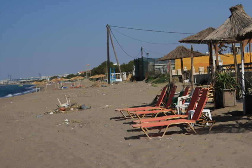 Plaża Amoudara Heraklion