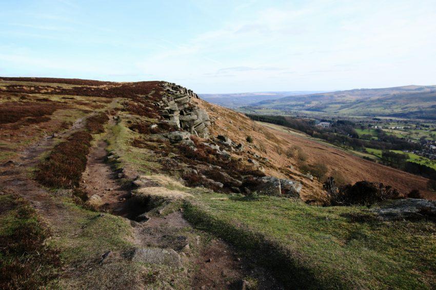 Peak District Bamford Edge (1)