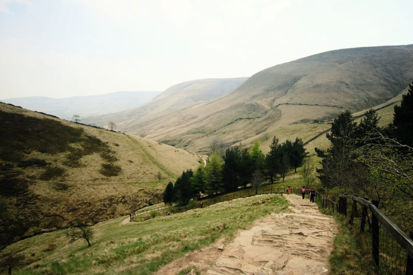 Kinder Scout Trail