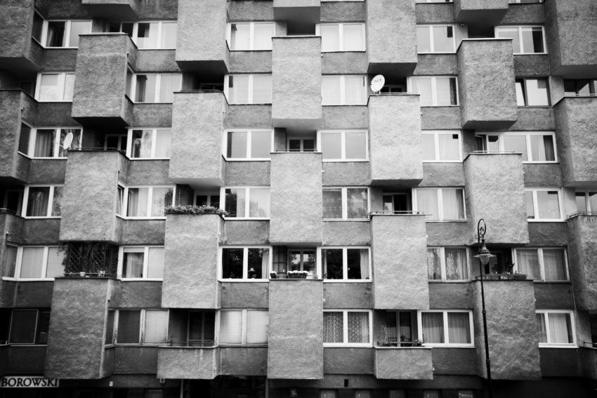 Ul. Karowa w Warszawie