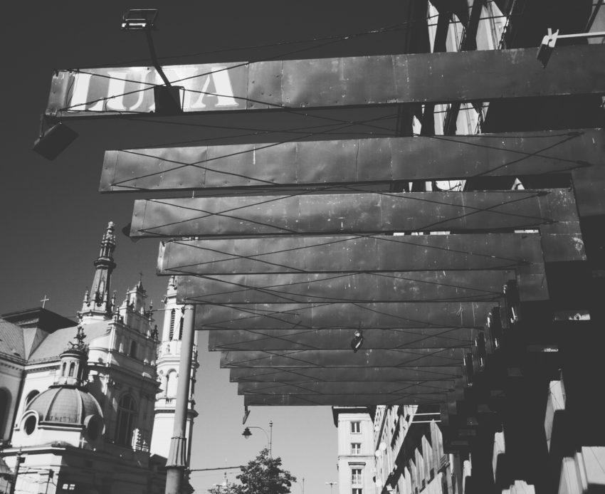 Kino Luna przy Placu Zbawiciela