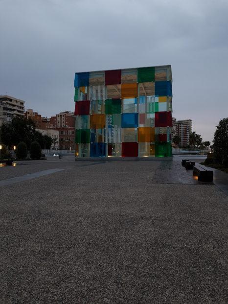Centrum Pompidou Malaga