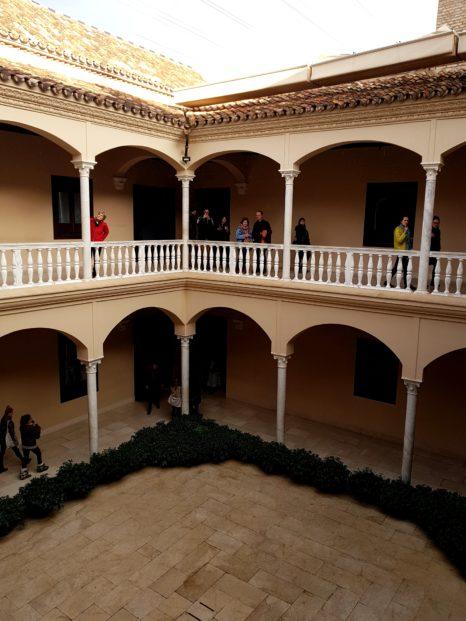 Muzeum Pablo Picasso malaga