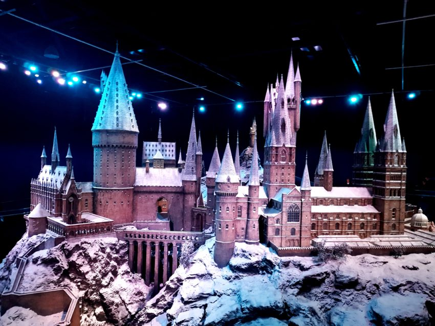 harry potter studio warner bross