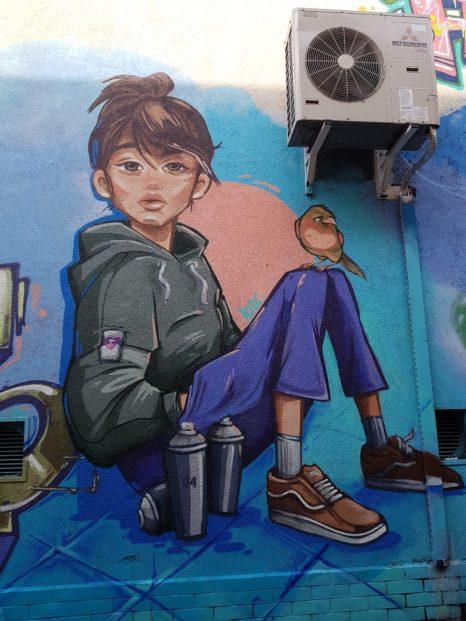 konin street art