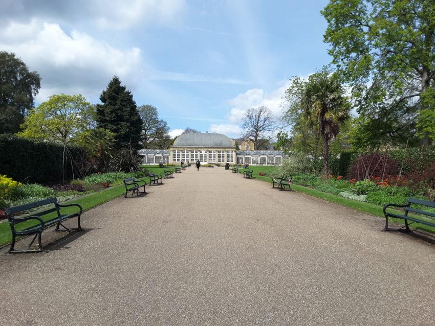 sheffield botanical garden
