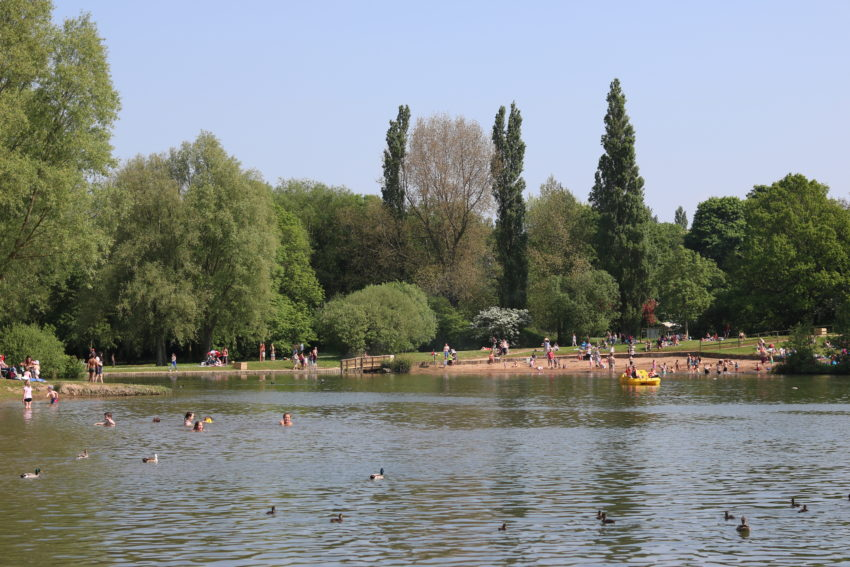 hemsworth water park and playground