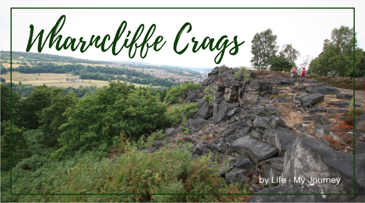 TRANS PENNINE TRAIL: THURGOLAND – WHARNCLIFFE CRAGS – OUGHTIBRIDGE | 10 KM NA SZLAKU