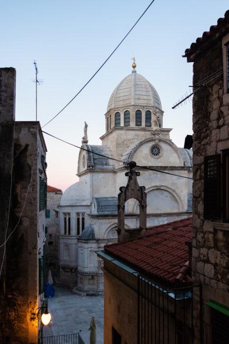 Katedra św. Jakuba w Szybeniku