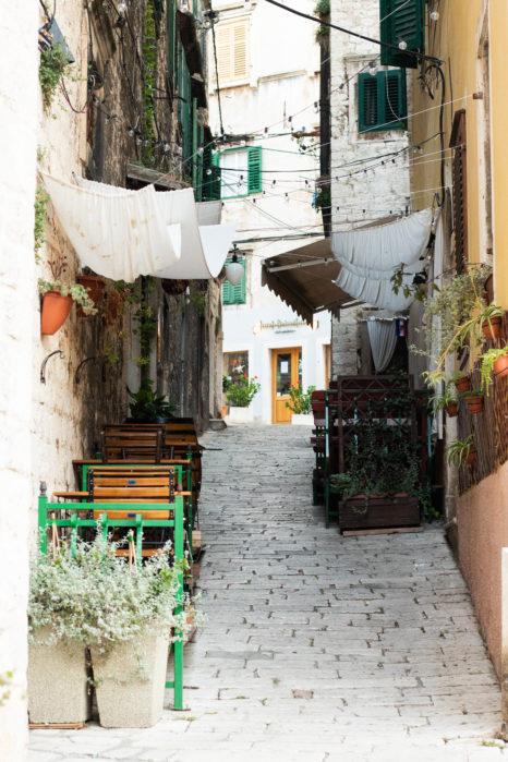 ulice szybeniku