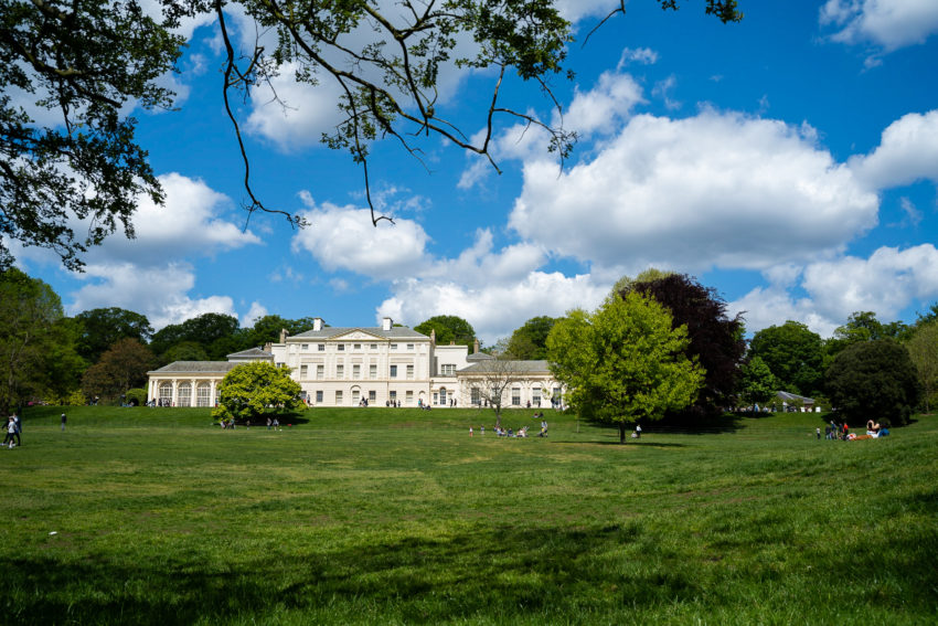 Hampstead Heath - Kenwood House