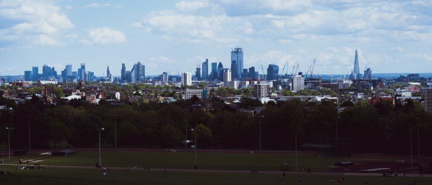wzgórze parlamentu londyn