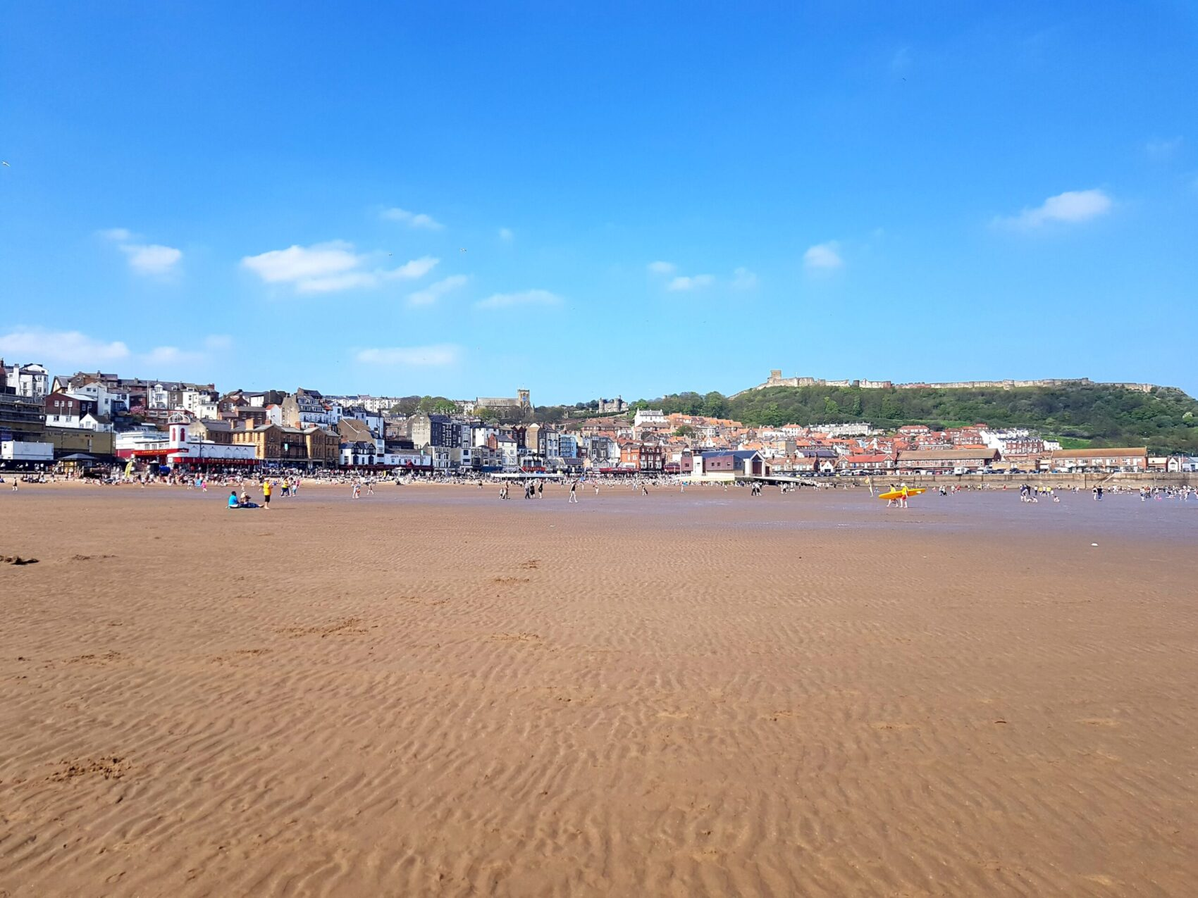 Plaża Scarborough