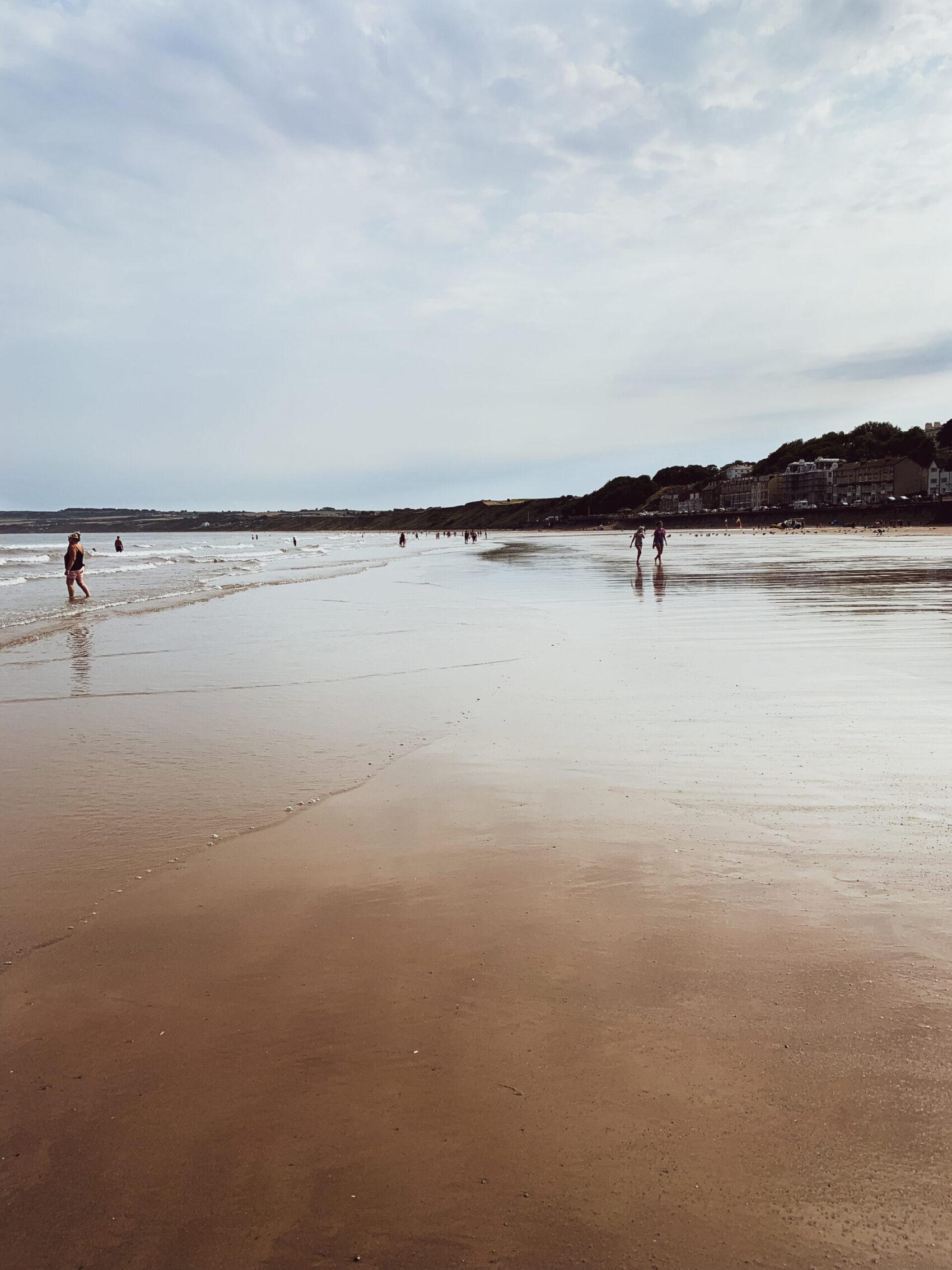 Plaża w Filey