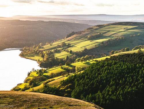 derwent valley peak district